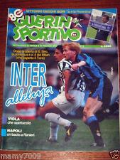 GUERIN SPORTIVO=N°44 (918) 1992=ANCONA CALCIO PISA SIGNORI TORO