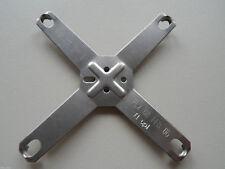 XBOX 360 SLIM S SCHEDA MADRE METALLO X-CLAMP per lato inferiore di DISSIPATORE