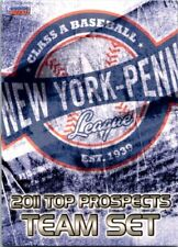 2011 Choice New York-Penn Top Prospects Minor League - Pick Choose Your Cards