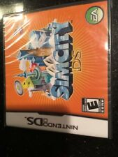 Simcity NDS New Nintendo DS Brand New Factory Sealed
