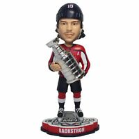 Nicklas Backstrom Washington Capitals 2018 NHL Stanley Cup Champions Bobblehead