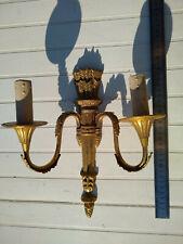 Applique en bronze style Louis XVI