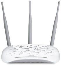 Routeurs sans fil 100 Mbps pour réseau avec 1 ports lan