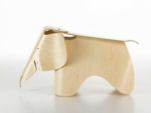 Limited Edition Eames Molded Plywood Elephant