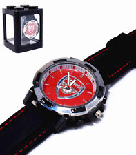 Arsenal Soccer Football Fans Boys Watch Champions League.Ver New In Box