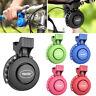 Waterproof MTB Cycling USB Electric Bicycle Horn Bike Handlebar Ring Bell Alarm