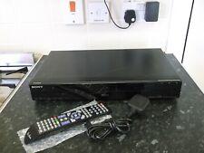 Multi-Region Sony RDR-DC205 HDD/DVD Recorder 250GB HDD DVB Freeview HDMI +remote