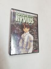 Infinite Ryvius  Vol. 1  Lost in Space (DVD, 2003) Anime NEW FACTORY SEALED