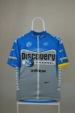 Discovery Channel Cycling Jersey  Nike Sz M