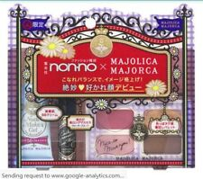 SHISEIDO MAJOLICA MAJORCA NICE TO MEET YOU Nonno MAKEUP TRAVEL SET