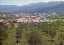 ESPAGNE - YUNQUERA - MALAGA - VISTA PANORAMICA - CARTE VOYAGEE.