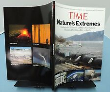 TIME special collector issue ~ NATURE'S EXTREMES - natural disasters (2011)