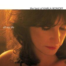 All My Life-Best Of Karla Bono - Karla Bonoff (1999, CD NIEUW)