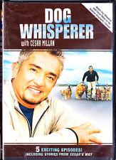 Dog Whisperer with Cesar Millan (DVD, 2006, Full Screen) NEW