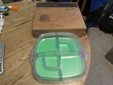 Used Pampered Chef Cool & Serve Square Tray (G)