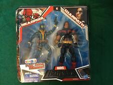 *SUPER RARE TRU VARIANT* DEADPOOL & WARPATH - Marvel Legends Figure - NM 2010