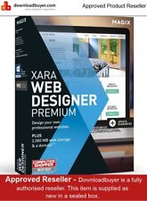 MAGIX Xara Web Designer 12 Premium - [Boxed]