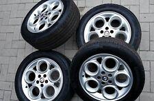 16 Zoll Alfa Romeo 147 156 Sommerreifen 205/55r16 Sommerräder Speedline ALU 5x98