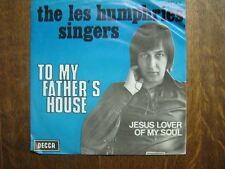 THE LES HUMPHRIES SINGERS 45 TOURS BELGE TO MY FATHER