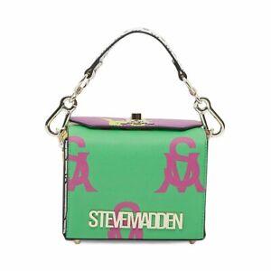 Steve Madden BKinder Box Bag choose your color