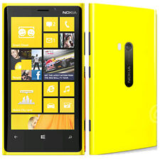 Nokia Lumia 920 - 32GB - Yellow (Unlocked) Smartphone. Open Box New At&t