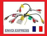 AERZETIX C12070 Cable adaptador RCA 24PIN para autoradio Pioneer AVIC-F930BT