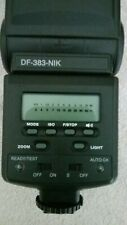 Vivitar Power Zoom DSLR AF Flash - Series 1 (Fits Nikon) - DF-383-NIK