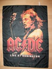 AC/DC Live at Donington , Fahne , Flagge, Banner , 2005