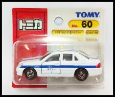 TOMICA 60 Toyota Celsior Privately Owned Taxi 1/65 TOMY DIECAST CAR NEW