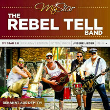 CD The Rebel Tell Band My Star Best Of Greatest Hits Schlager Rock Party Musik