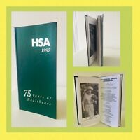 The Hospital Saving Association 1997 DIARY.. HSA collectable 90s never used