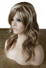 Forever Young Picture Perfect Wig (Color F27/613 Strawberry Blonde) Wavy Bangs