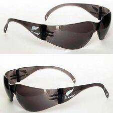 New Zealand All Blacks High Vis Smoke Safety Glasses