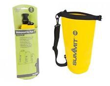 Summit 5 Litre Floating Waterproof Dry Pack Bag Camping Hiking Diving
