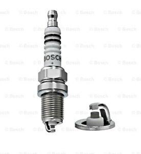 BOSCH Spark Plug 1pcs Fits ALFA ROMEO CHEVROLET CHRYSLER CITROEN 0.5-6.0L 1980