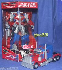 Transformers Exclusive Optimus Prime RID New RoboVision Factory Sealed