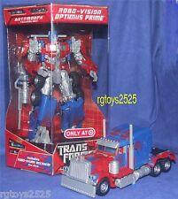 Transformers Exclusive Optimus Prime RID New RoboVision