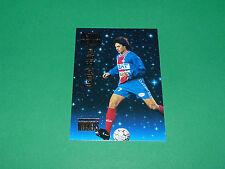 D. BRAVO WINNERS FOOTBALL CARD PREMIUM 1994-1995 PARIS SAINT-GERMAIN PSG PANINI