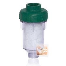 AQUASAFE Kalkfilter Wasserfilter für Waschmaschine Süpülmaschine Antikalk Filter