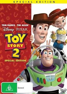 Toy Story 2 DVD 2010 2-Disc Set Brand New & Sealed Special Edition Disney Pixar