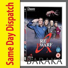 Red Dwarf  X Series Season 10  DVD R4