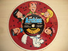 The ARCHIES Cereal Cardboard Record 33 1/3RPM #4