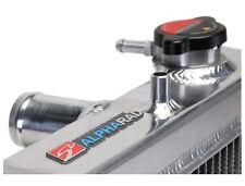 SKUNK2 Alpha Series Radiator (HALF SIZE) w/ Rad Cap 92-00 CIVIC EG EK M/T
