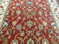 8'x10' New Fine Hand knotted wool Super Mahal Oriental area rug