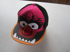 The Muppets Animal Baseball Hat Cap Fitted Youth Size
