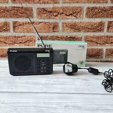 Boxed Pure One Mi Portable DAB/FM Radio - Nice Condition