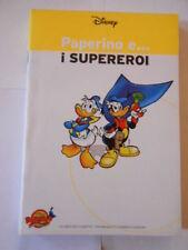 PAPERINO E... I SUPEREROI-GLI EROI DEL FUMETTO-TV SORRISI e PANORAMA 2004
