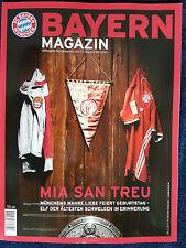 Bayern Magazin FCB - HSV. 25.02.2017 / Saison 2016 / 2017, neu.