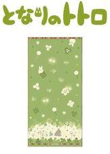 Marushin Studio Ghibli My Neighbor Totoro New Leaves Bath Towel Cotton Shower