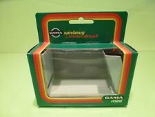 GAMA MINI 833 7 - ONLY BOX for VW VOLKSWAGEN BEETLE - GOOD - EMPTY BOX
